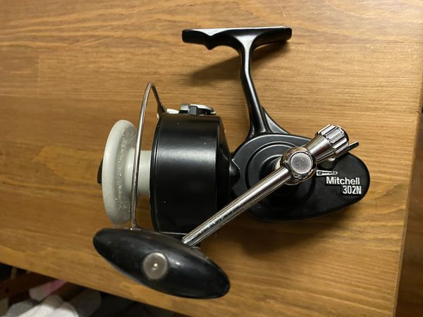1974-78 Garcia Mitchell 302N Vintage Fishing Reel