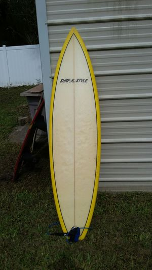 """6'2"""" Surfboard for Sale in Tampa, FL"""