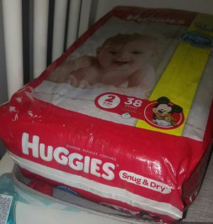 Huggies Diapers (size 2) for Sale in Washington, DC