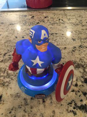 Captain America Night Light for Sale in Tampa, FL