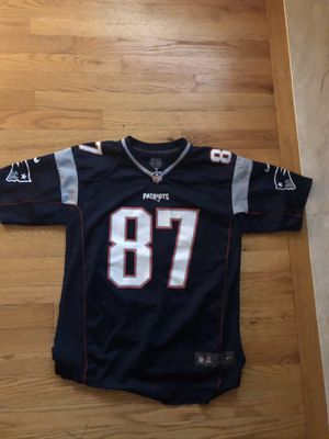 Nike Gronkowski Hone Patriots Jersey Youth Large for Sale in Monroe, CT
