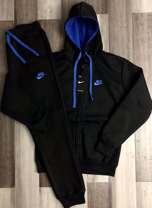 Men's Nike Zip Up Hoodie Sweatpants Set for Sale in Atlanta, GA
