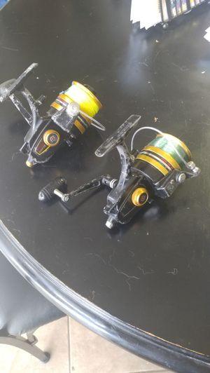 Two Penn fishing reels for Sale in Seffner, FL