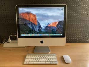 "Apple iMac 21.5"" with Apple wireless keyboard ⌨️ and Mouse Loaded with software for Sale in Chula Vista, CA"
