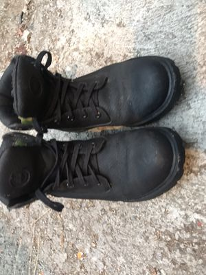 Men's Helcor Timberland boots size 9 for Sale in San Jose, CA