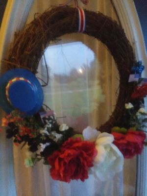 Holiday wreath. . for Sale in Caledonia, MS