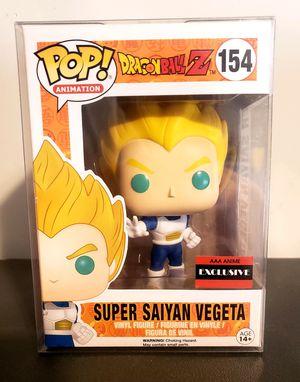 Funko Pop Super Saiyan Vegeta for Sale in Bellflower, CA