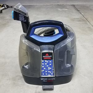 Bissell Spot Clean w/ Heat. Bissel pet cleaner. Carpet spot cleaner. Fabric cleaner. Vacuum for Sale in Downey, CA