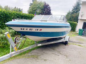 1989 Glastron 20' outboard for Sale in Bremerton, WA