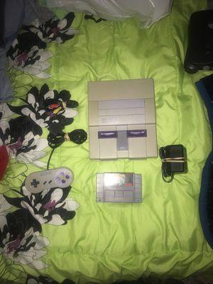 Super Nintendo for Sale in Dinuba, CA