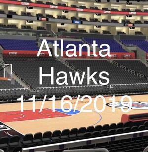 Atlanta Hawks VS LA CLIPPERS ROW 10 CLUB SEATS - 2 Tickets for Sale in Palos Verdes Estates, CA