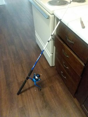 Shakespeare Tiger fishing pole for Sale in Norman, OK