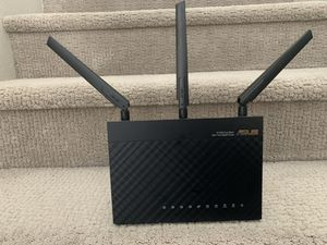 Asus AC 1900 gigabit router for Sale in Lincoln Acres, CA
