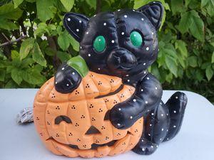 Vintage Scioto Halloween Cat for Sale in Midland, MI