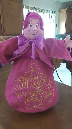 Disney Wisdom Collection Fairy God Mother for Sale in CORONA DE TUC, AZ