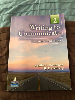 Writing to communicate for Sale in North Bergen, NJ