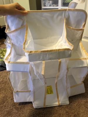 Hanging Diaper Caddy for Sale in Saint Robert, MO