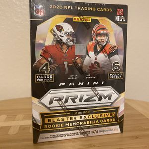 NFL Prizm Football Blaster 2020 for Sale in Fountain Valley, CA