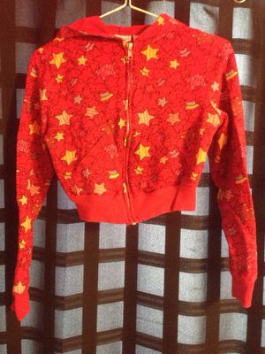 Jr. size small cropped hoodie for Sale in St. Louis, MO