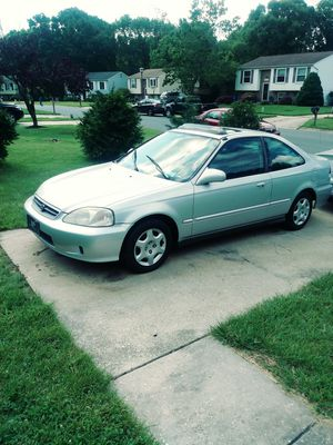 2000 honda civic for Sale in MONTGOMRY VLG, MD