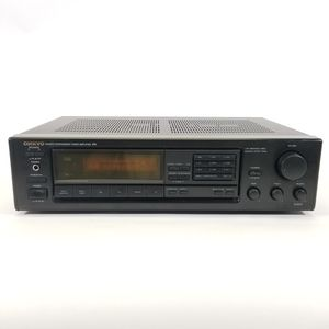 Onkyo R1 TX-8210 Vintage Quartz Synthesized Tuner/Amplifier, Black for Sale in Germantown, MD