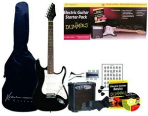 Kona Electric Guitar & Amp for Dummies for Sale in Miami, FL