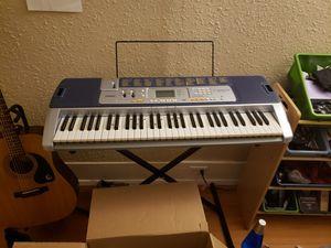 Casio keyboard for Sale in Tacoma, WA