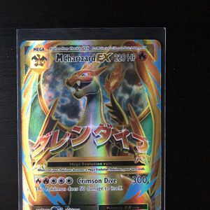 Mega Charizard EX XY 101 Mint condition for Sale in Columbus, OH