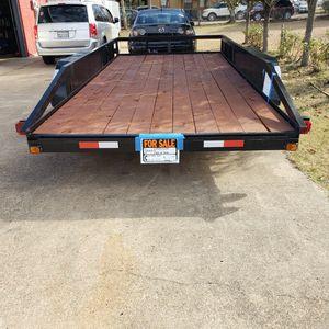 TRAILER. 16 X. .10 for Sale in Dallas, TX
