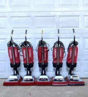 (3) Sanitaire Commercial Grade Vacuum Cleaner (s) for Sale in El Cajon, CA