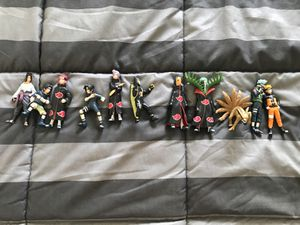 Naruto Collectible action figures for Sale in Miami, FL