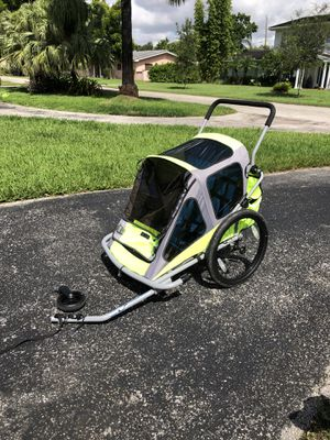 Copilot bike trailer model T for Sale in Coral Gables, FL
