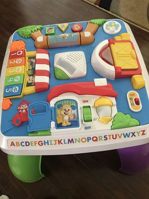 Fisher price learning toy for Sale in Minneapolis, MN