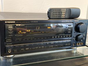 Pioneer VSX-9900S Stereo Audio Video Stereo Receiver Made in Japan T5 for Sale in Orange, CA