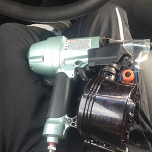 Nail gun $160 obo for Sale in Redlands, CA
