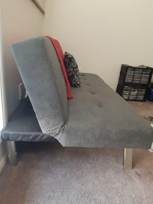 Grey Futon for Sale in Phoenix, AZ
