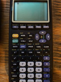 Texas Instruments Calculator for Sale in Fresno,  CA