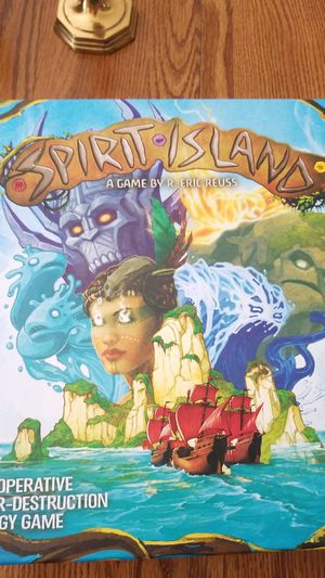 Spirit island board game for Sale in Tampa, FL