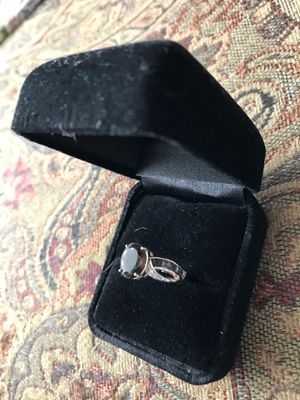 Sterling Silver Brown quartz size 7 ring for Sale in Camp Hill, PA