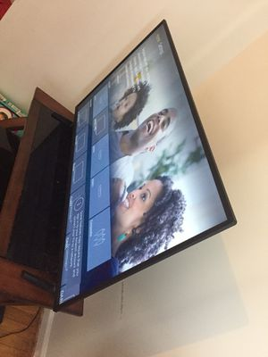 Insignia smart tv 54 inc for Sale in The Bronx, NY