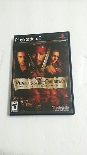 Pirates of Caribbean, PS2 for Sale in El Cajon, CA