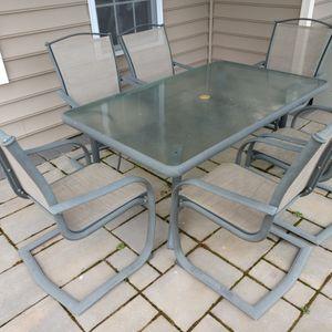 Patio Dining Set for Sale in Gainesville, VA