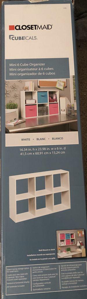 Mini 6 Cube Organizer for Sale in Hayward, CA