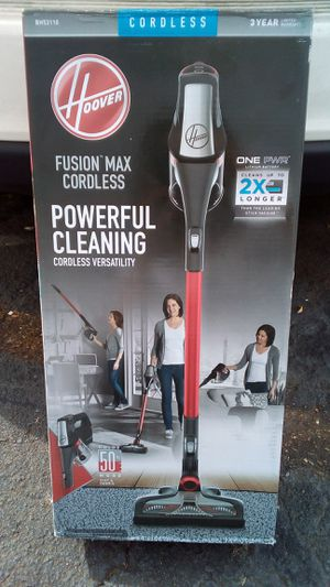 Hoover Fusion Max cordless vacuum cleaner for Sale in Marietta, GA