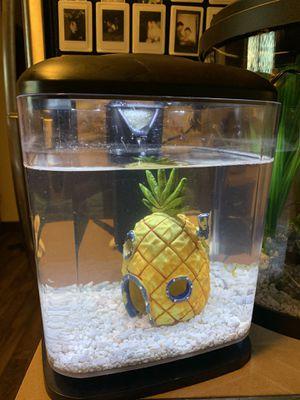 2.5 gallon fish tank for Sale in Bellevue, WA