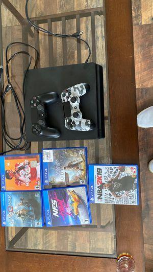 PS4 for Sale in Shenandoah, VA