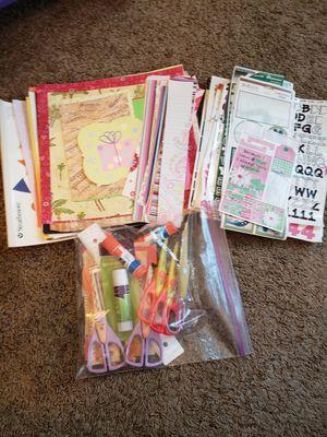Scrapbooking supplies for Sale in Joplin, MO