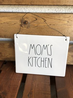Rae Dunn moms kitchen for Sale in Anaheim, CA