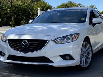 2017 Mazda 6 iTouring for Sale in Hollywood,  FL