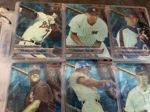 1994 Bowman's Best Complete Baseball Card Set In Binder 1-200 Mint for Sale in Brea, CA
